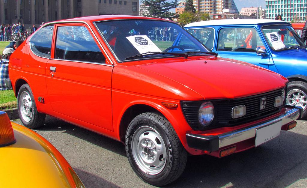 download Suzuki Cervo SC100 workshop manual