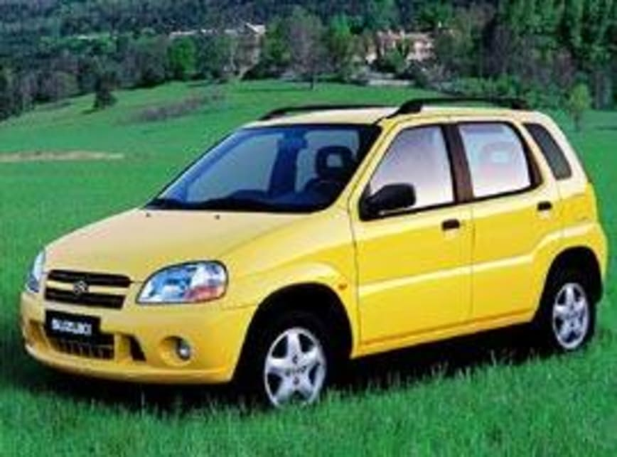 download Suzuki Ignis RG413 workshop manual
