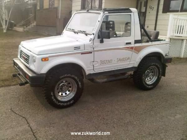 download Suzuki Sj workshop manual