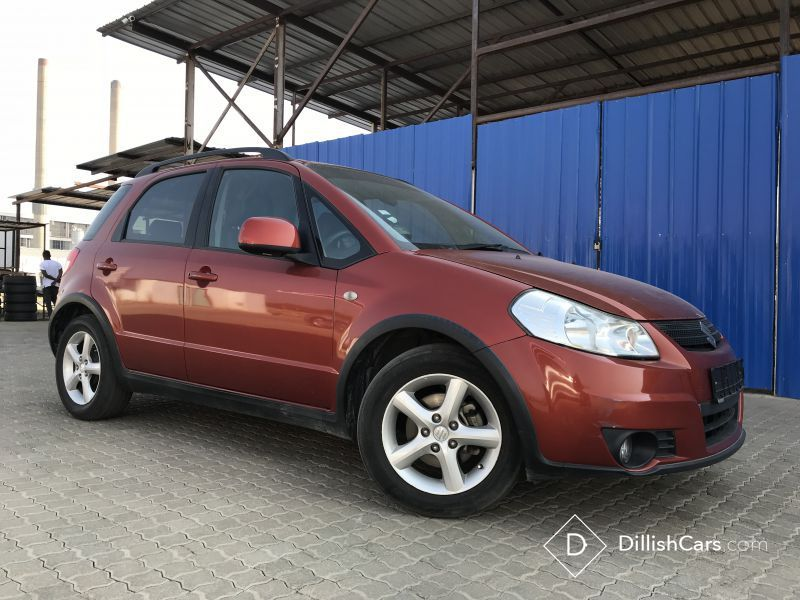 download Suzuki SX4 workshop manual