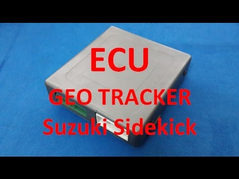 download Suzuki Sidekick workshop manual