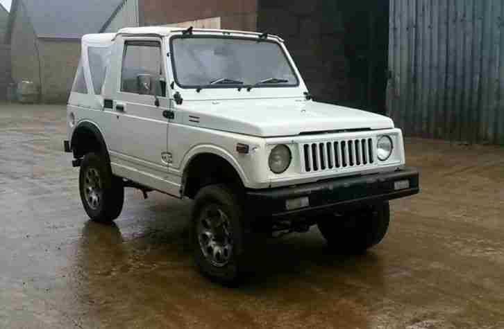 download Suzuki Sj Samurai workshop manual