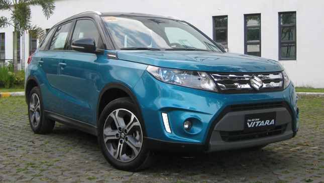 download Suzuki Vitara workshop manual