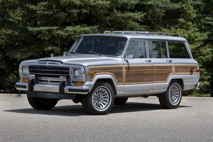 download The Jeep Wagoneer workshop manual