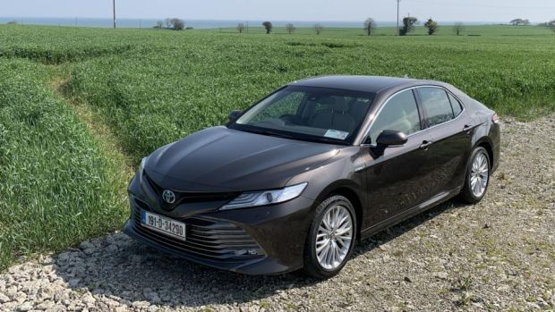 download Toyota Camry workshop manual