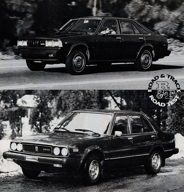 Toyota Corona 1800