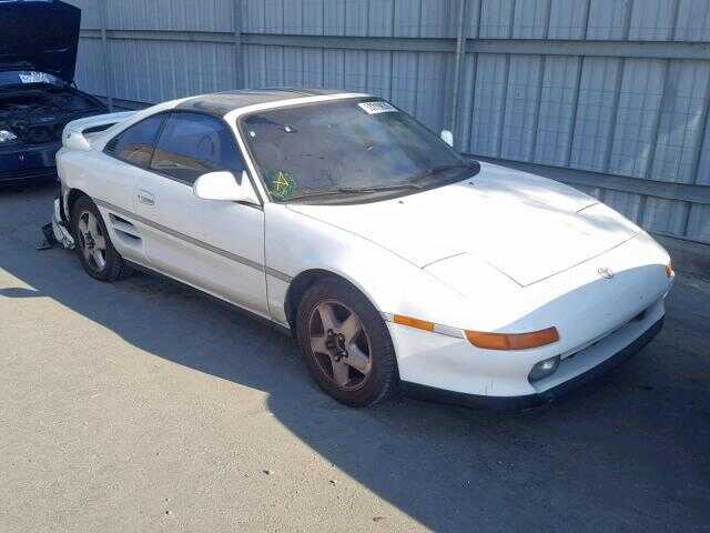 download Toyota MR2 workshop manual
