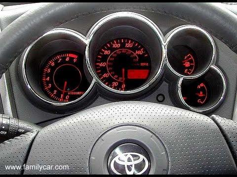 download Toyota Matrix workshop manual