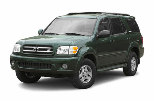 download Toyota Sequoia workshop manual