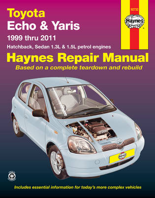 download Toyota Yaris workshop manual