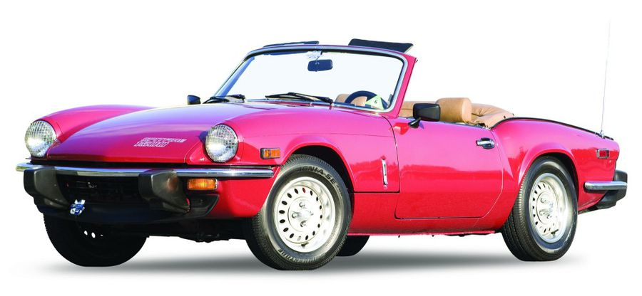 download Triumph Spitfire workshop manual