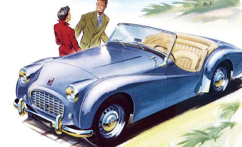 download Triumph TR2 TR3 TR3A TR3B workshop manual