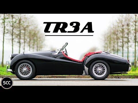 download Triumph TR2 TR3 TR3A TR3B workshop manual