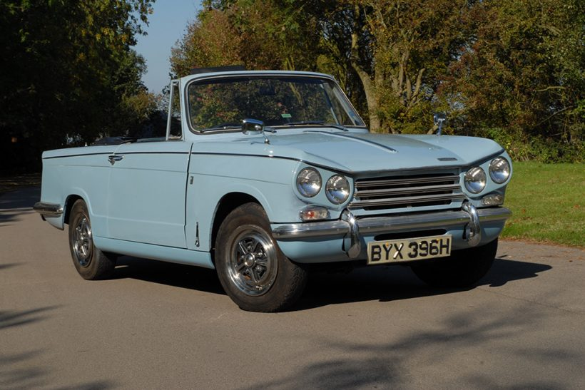 download Triumph Vitesse workshop manual