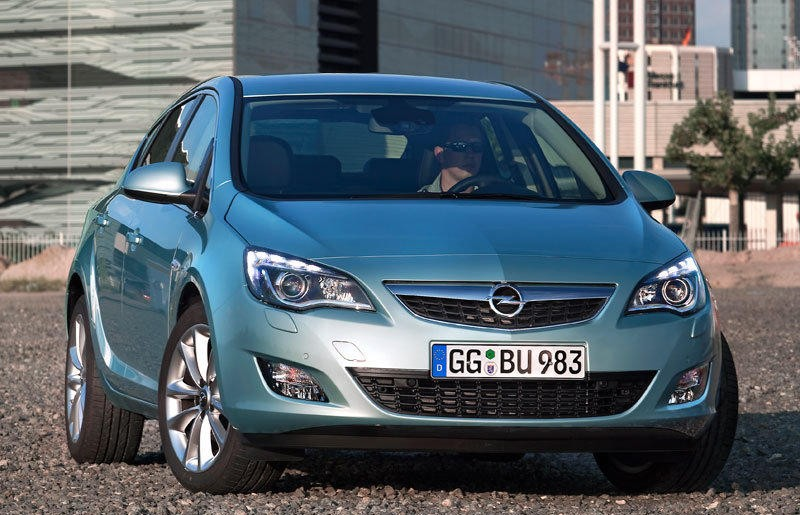 download VAUXHALL ASTRA OPEL ASTRA workshop manual