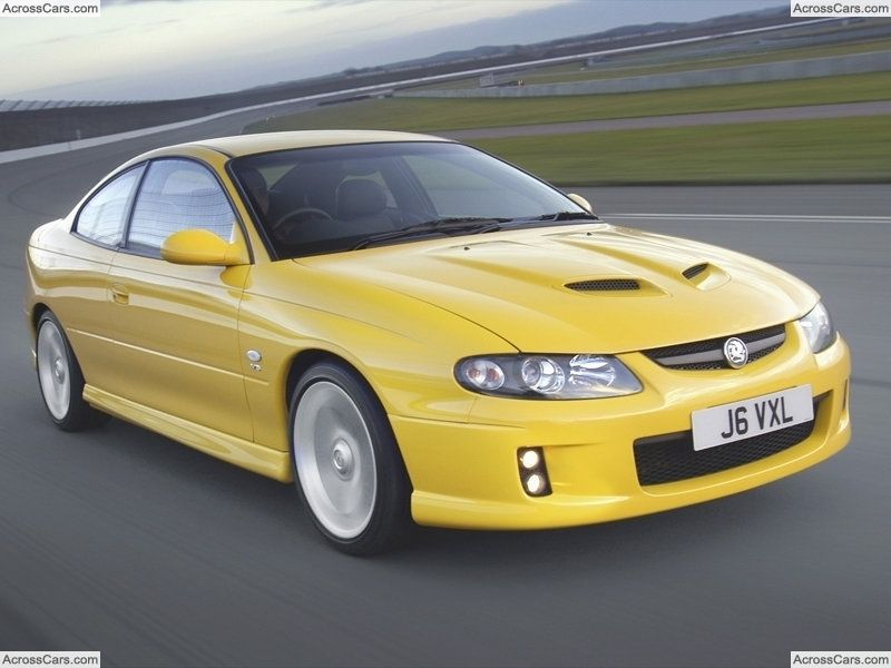 download VAUXHALL MONARO workshop manual