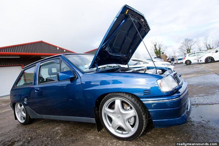 download VAUXHALL NOVA workshop manual