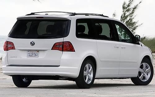 download VOLKSWAGEN ROUTAN workshop manual