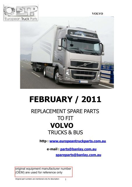 download VOLVO F614 Lorry Bus workshop manual