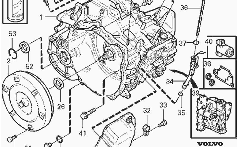 download VOLVO S70 workshop manual