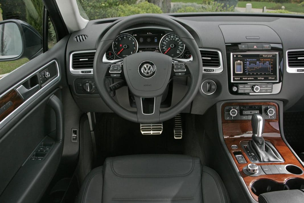 download VW VOLKSWAGEN TOUAREG workshop manual