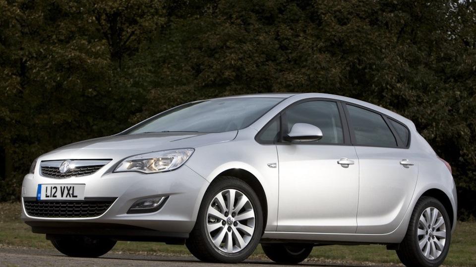 download Vauxhall Astra workshop manual