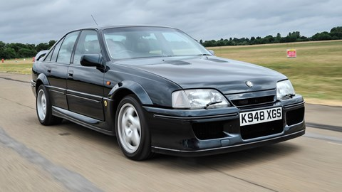 download Vauxhall Carlton workshop manual