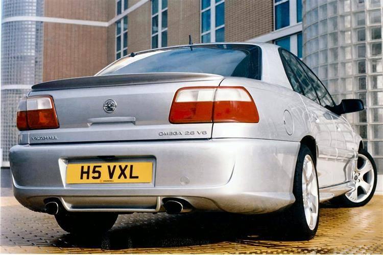 download Vauxhall Opel Omega workshop manual