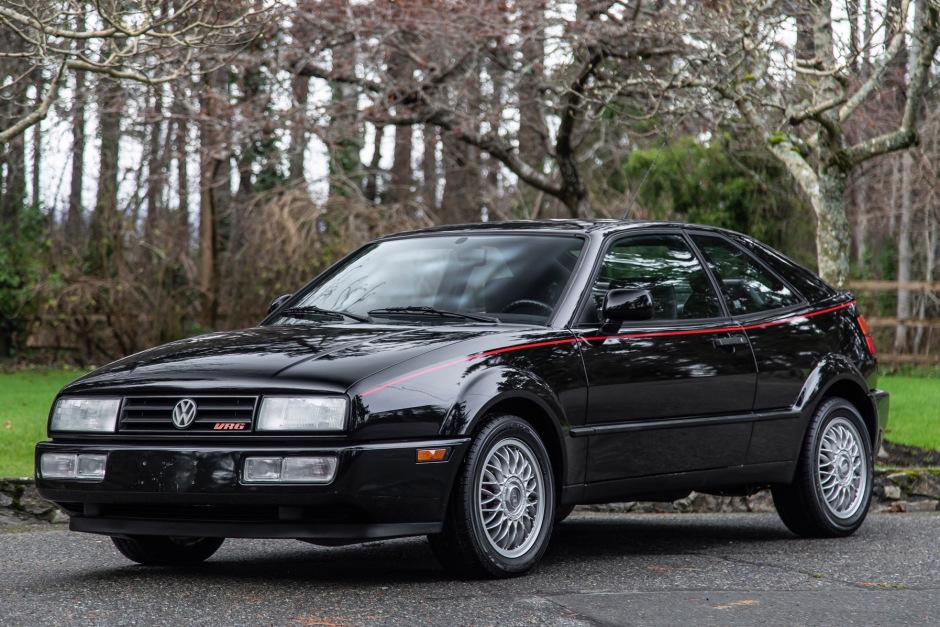 download Volkswagen Corrado workshop manual