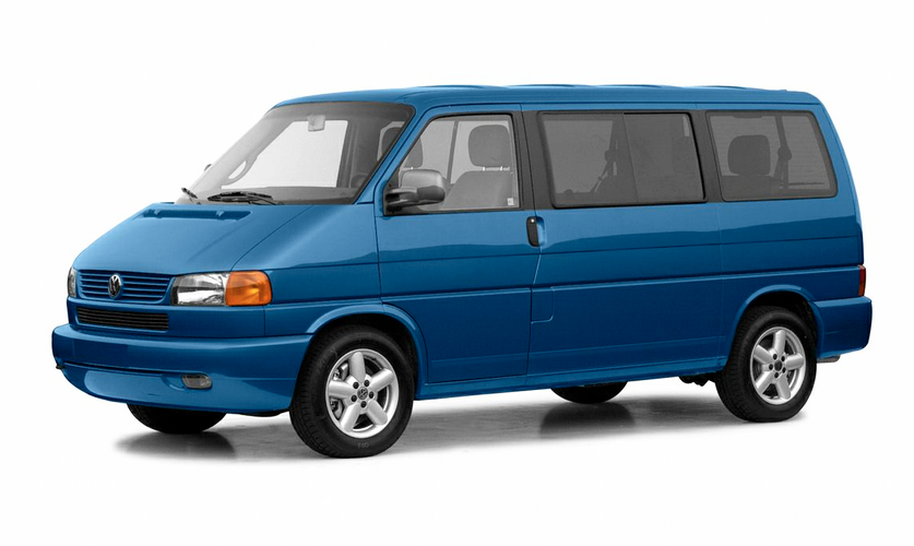 download Volkswagen Eurovan workshop manual