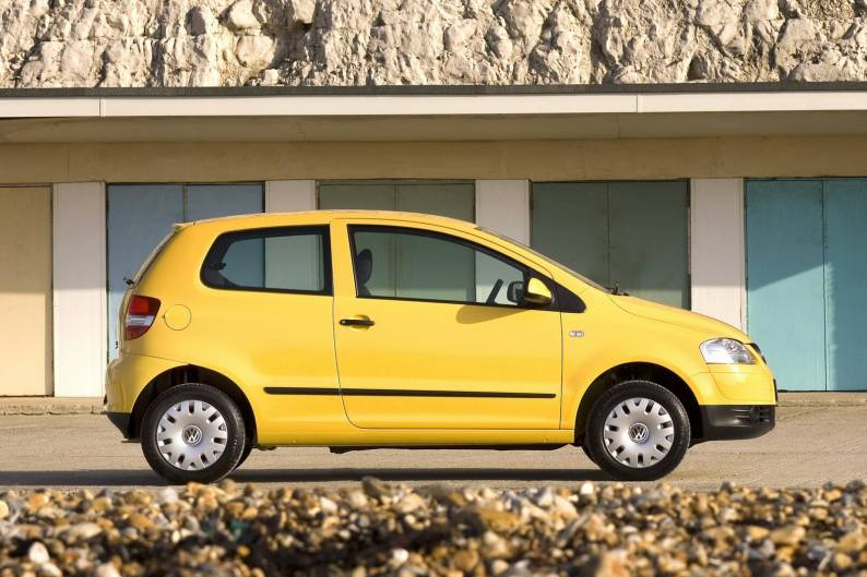 download Volkswagen FOX workshop manual