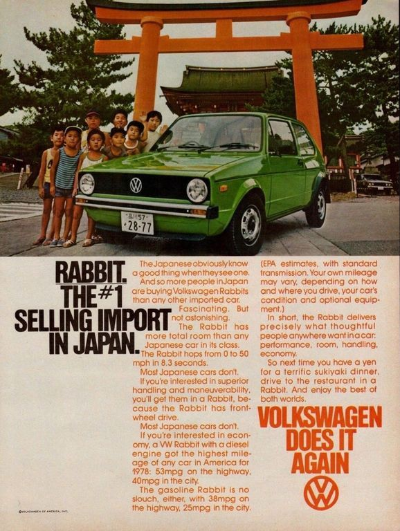 download Volkswagen Rabbit workshop manual