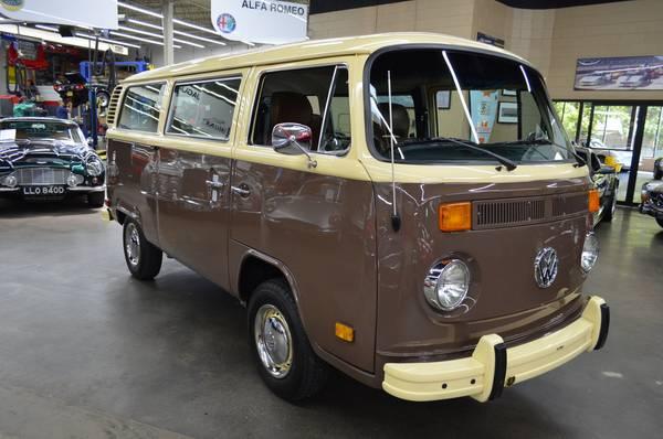 download Volkswagen Type 2 T2 Station Wagon Bus 68 79 workshop manual