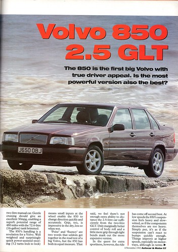 download Volvo 850 workshop manual