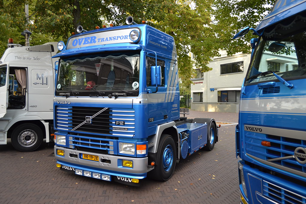 Download Volvo F10 F12 F16 Lhd Truck Wiring Diagram