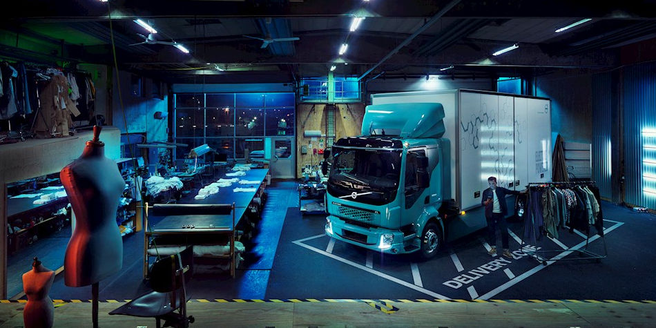 download Volvo FL Truck workshop manual