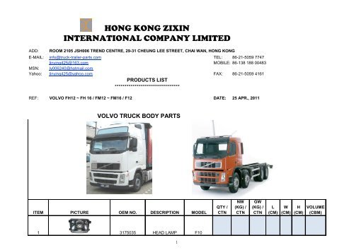 download Volvo FM7 FM10 FM12Truck December workshop manual