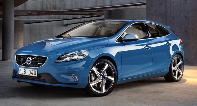 download Volvo V40 workshop manual