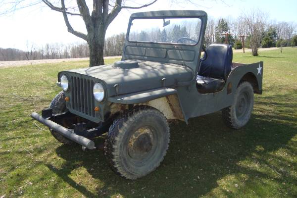 download WILLYS JEEP L134 workshop manual