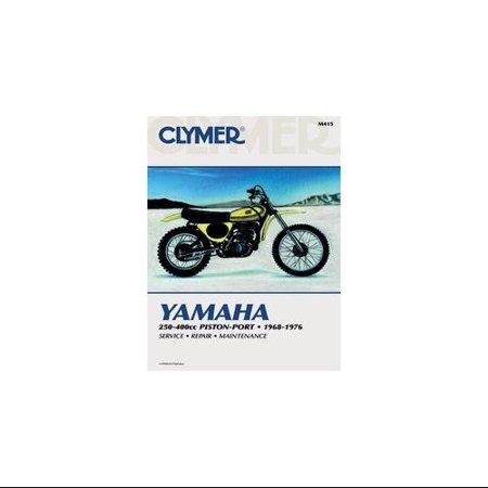 Yamaha 250cc – 400cc Piston Port 1968-1976 Clymer Owners