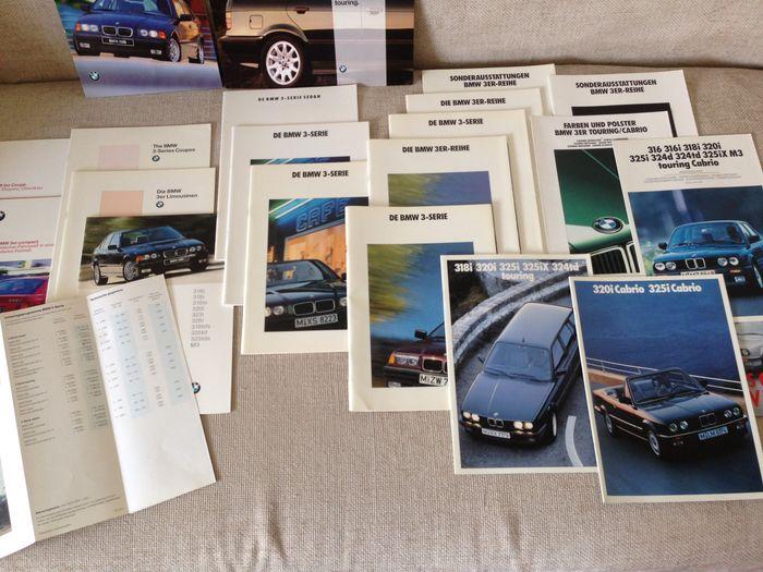 download bmw 3 serier after 316i 318i 318is 320i 325i se workshop manual