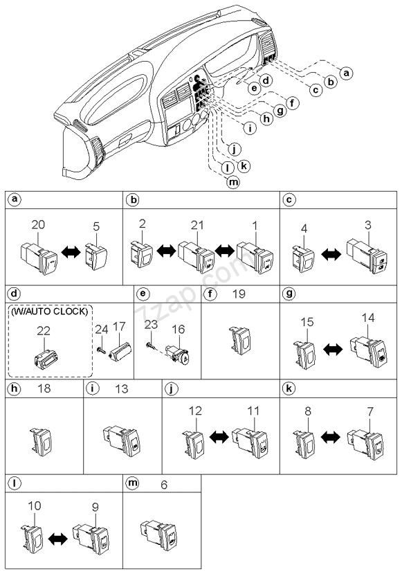 download kia pregio workshop manual