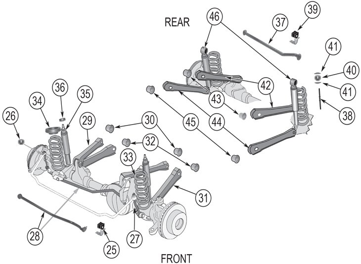 download to Jeep Wrangler Cherokee workshop manual